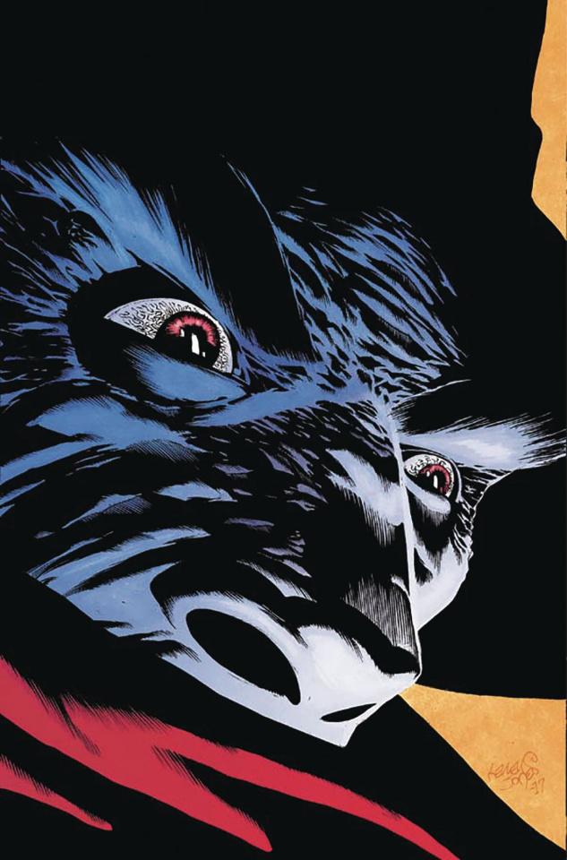 The Shadow #4 (40 Copy Jones Virgin Cover)