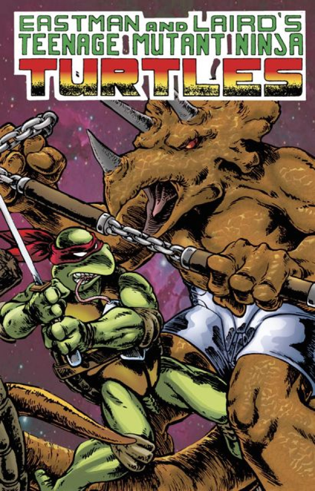 Teenage Mutant Ninja Turtles: Color Classics #6