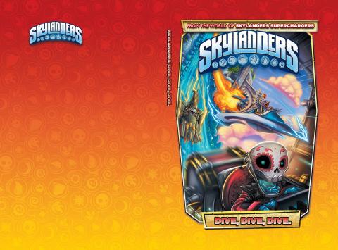 Skylanders: Dive, Dive, Dive.