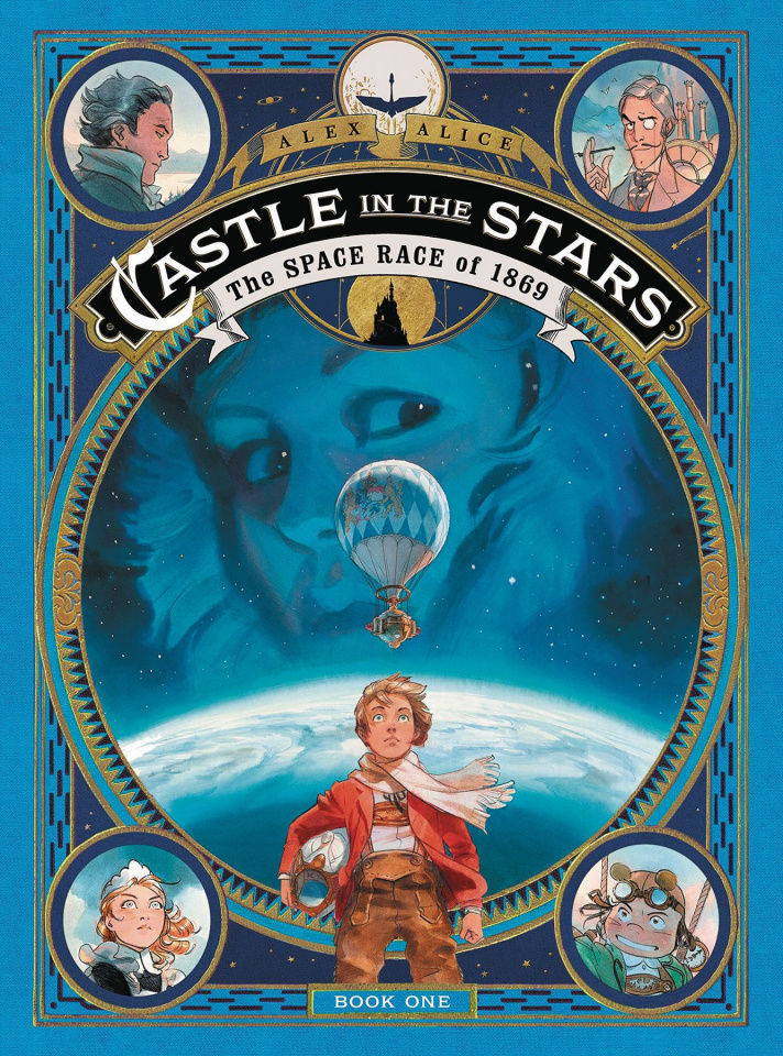 Castle in the Stars Vol. 1: The Space Race of 1869