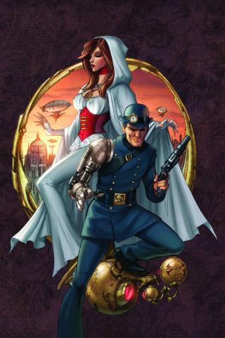 The Precinct #1 (Rare Benitez Virgin Cover)