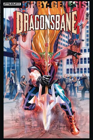Kirby Genesis: Dragonsbane
