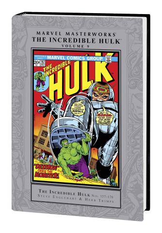 The Incredible Hulk Vol. 9 (Marvel Masterworks)