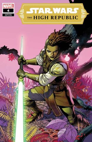 Star Wars: The High Republic #4 (Yu Cover)