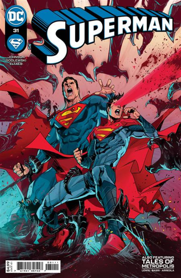 Superman #31 (John Timms Cover)