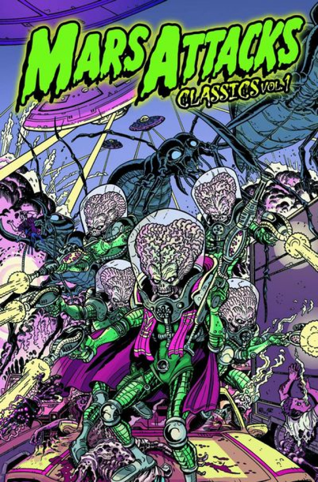 Mars Attacks Classics Vol. 1