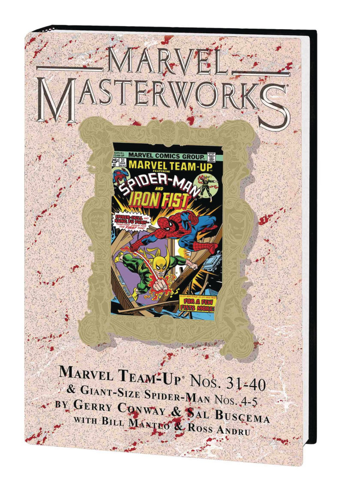 Marvel Team-Up Vol. 4 (Marvel Masterworks)