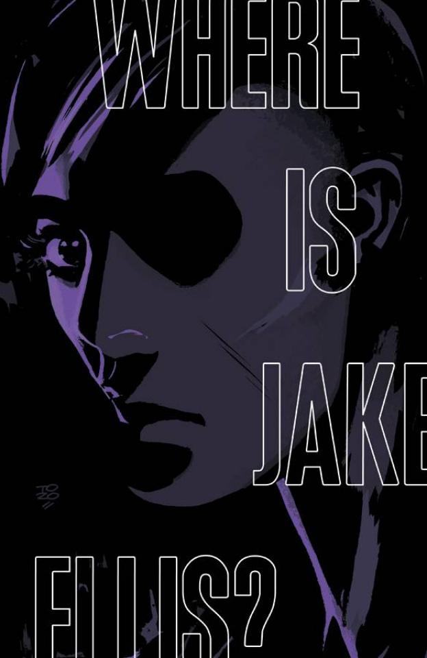 Where Is Jake Ellis? #2
