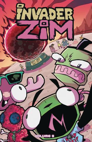 Invader Zim Vol. 9