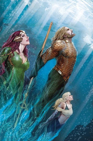 Aquaman Vol. 5: The Crown Comes Down (Rebirth)