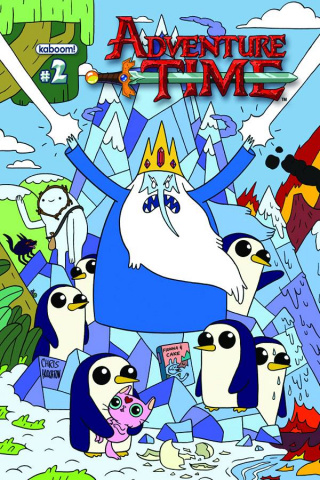 Adventure Time #2 (New Printing)
