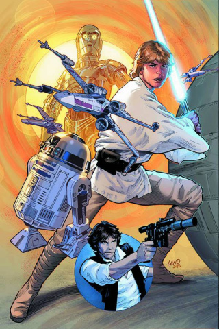 Star Wars #1 (Land Cover)