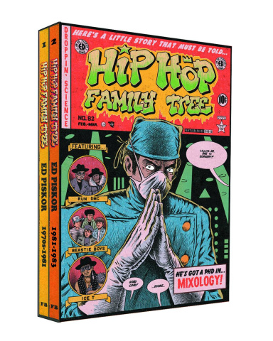 Hip Hop Family Tree Box Set: 1975-1983