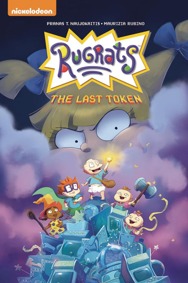 Rugrats Vol. 1: The Last Token