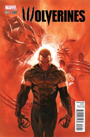 Wolverines #1 (Dell'otto Cover)