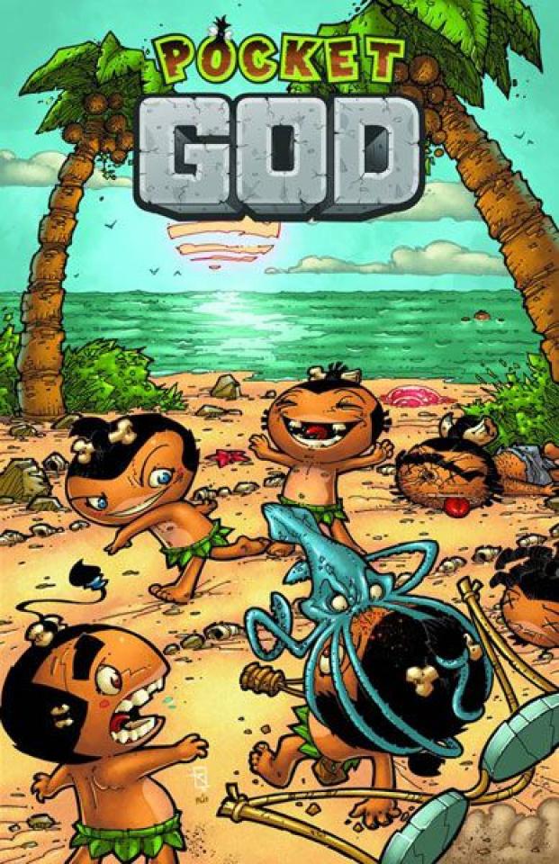 Pocket God Vol. 1