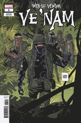 Web of Venom: Ve'Nam #1 (Parlov Cover)