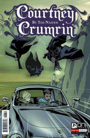 Courtney Crumrin #6