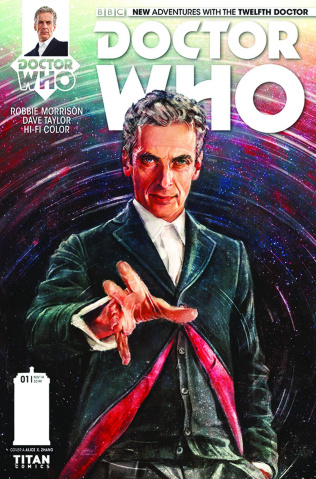 Doctor Who: New Adventures with the Twelfth Doctor #1