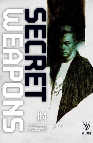Secret Weapons #4 (20 Copy La Torre Cover)