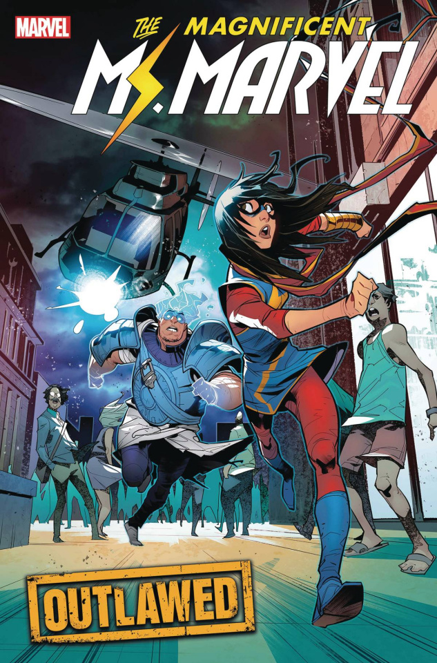 The Magnificent Ms. Marvel #16