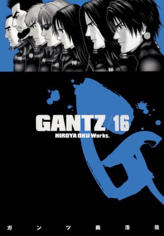 Gantz Vol. 16