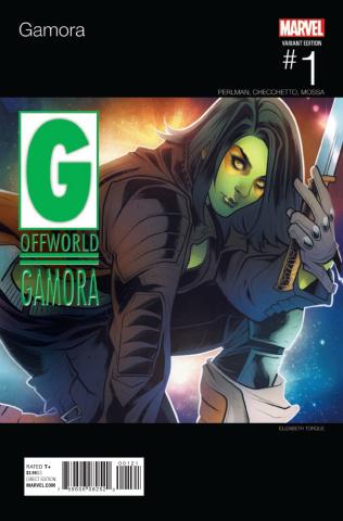 Gamora #1 (Torque Hip Hop Cover)
