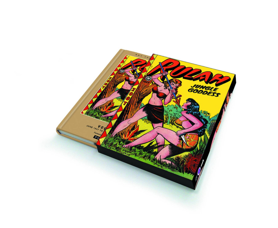 Rulah: Jungle Goddess Vol. 1 (Slipcase Edition)