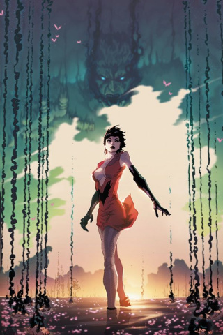 Vampirella #4 (40 Copy Tan Virgin Cover)