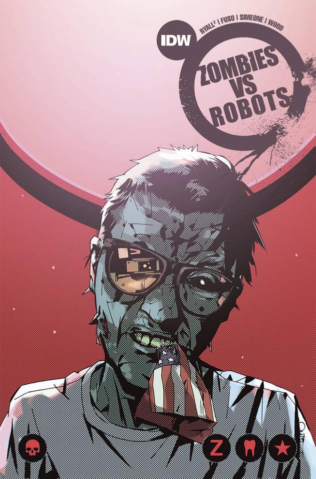 Zombies vs. Robots Vol. 2: War Bots