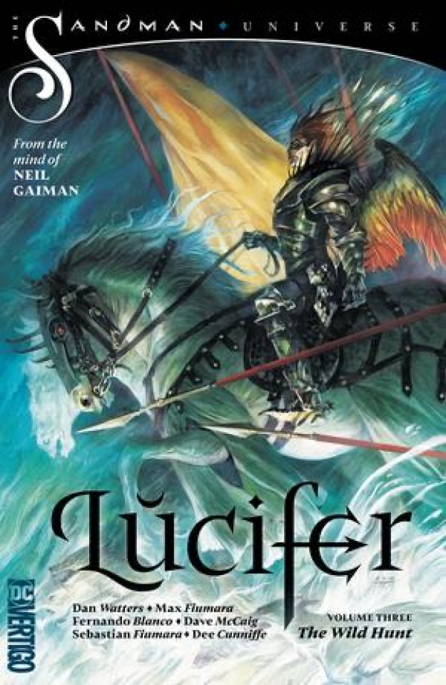 Lucifer Vol. 3: The Wild Hunt
