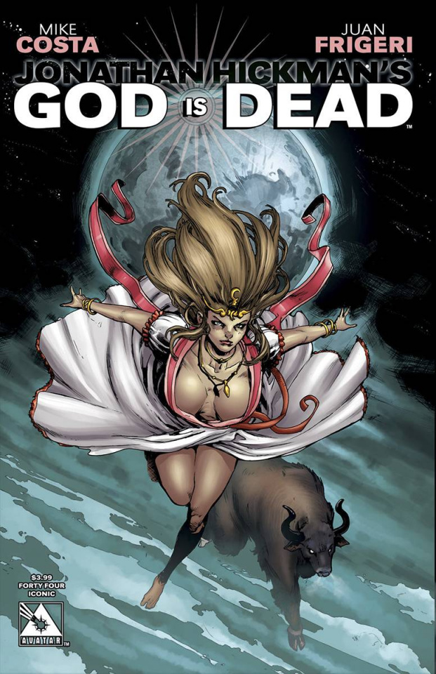 God Is Dead #44 (Iconic Cover)