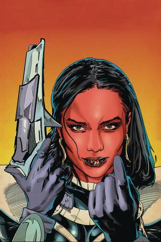Dejah Thoris #7 (Mooney Homage Virgin Cover)