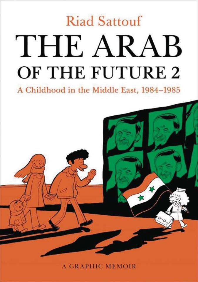 The Arab of the Future Vol. 2: 1984-1985