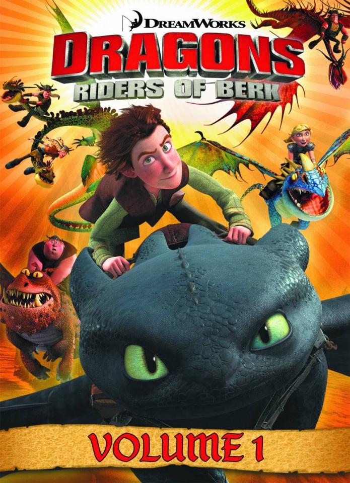 Dragons: Riders of Berk Vol. 1