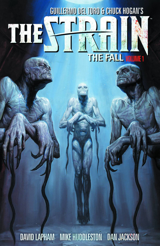 The Strain: The Fall Vol. 1