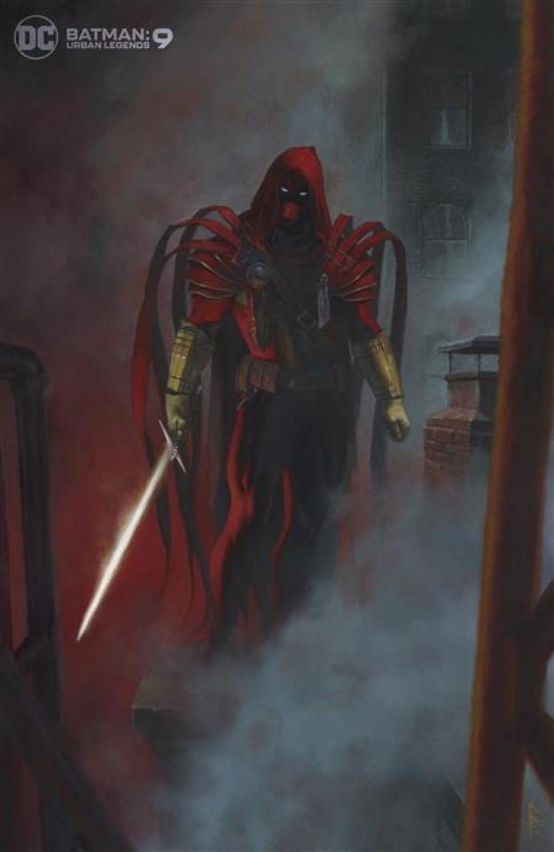 Batman: Urban Legends #9 Cvr C Riccardo Federici Var (Fear State)