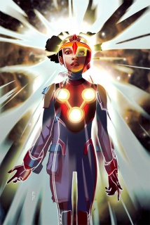 The Infinity Gauntlet #2 (Variant Cover)
