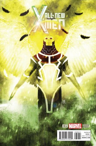 All-New X-Men #39 (Cosmically Enhanced Cover)