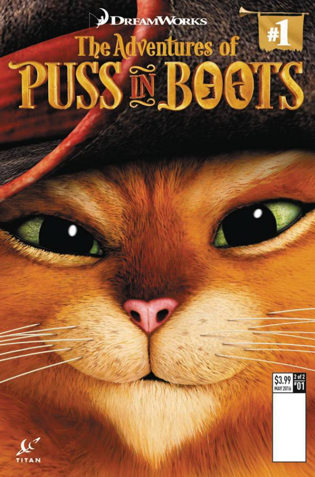 The Adventures of Puss in Boots #1 (Cover A)