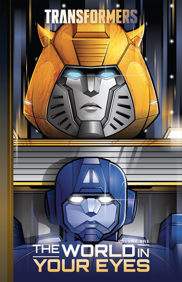 The Transformers Vol. 1: The World in Your Eyes