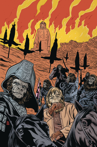 The Planet of the Apes: Ursus #5