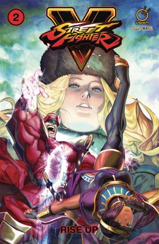 Street Fighter V Vol. 2: Rise Up