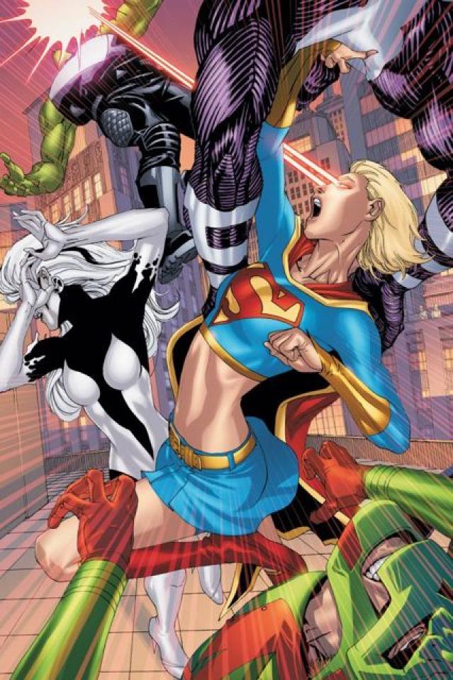 Supergirl #64