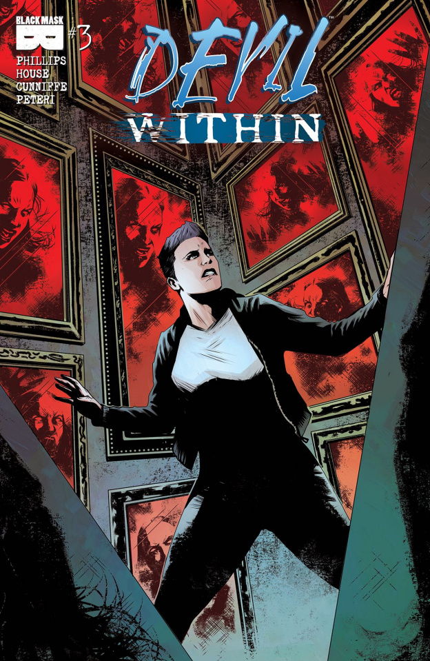 The Devil Within #3
