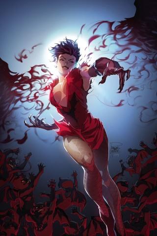Vampirella #6 (40 Copy Tan Virgin Cover)