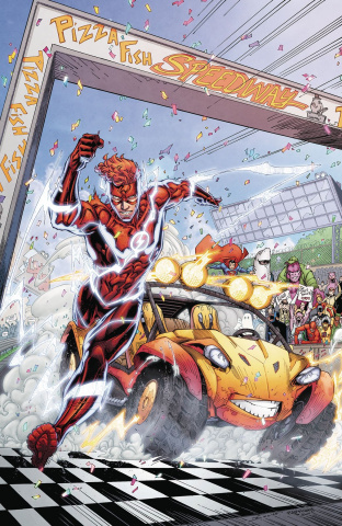 The Flash / Speed Buggy Special #1