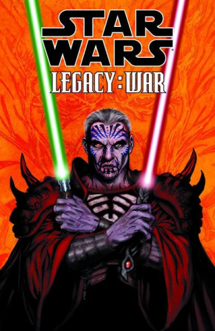 Star Wars: Legacy Vol. 11: War