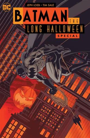 Batman: The Long Halloween #1 (Tim Sale Cover)