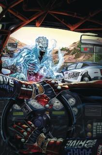 Spirit Hunters #6 (Tolibao Cover)